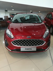 Nuevo Ford Fiesta Kinetic Design 1.6 S Plus 120cv 5 2018