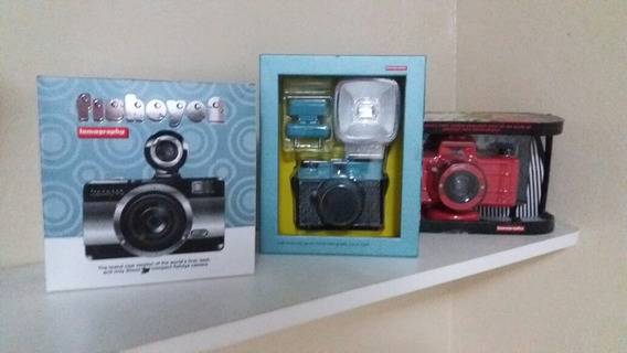 Câmeras Lomography Novas