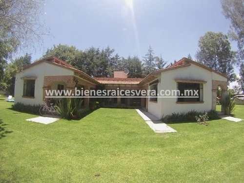 Casa Blanca Renta Fin De Semana En Fracc Granjas Residencial