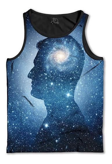 Regata Brain Universe Camiseta Regata Masculina