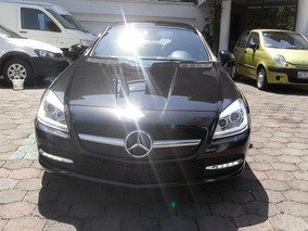 Mercedes Benz Clase Slk Convertible Seminuevo
