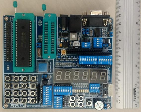 Placa De Desenvolvimento Pic16f877a - Pic16f
