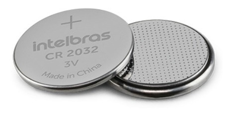 Bateria P/controles, Relogios, Calculadoras Cr2032 Intelbras