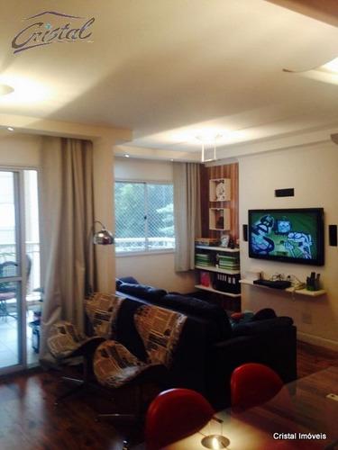 Imagem 1 de 30 de Apartamento Para Venda, 3 Dormitórios, Butantã - São Paulo - 17289