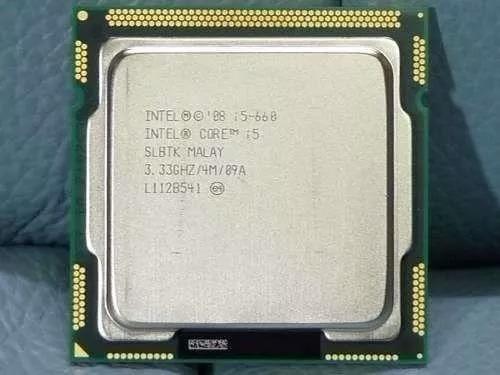 Intel Core I5-660 3.33ghz / 4mb