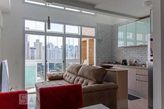 Apartamento Para Aluguel - Vila Mariana, 1 Quarto, 51 - 893114247