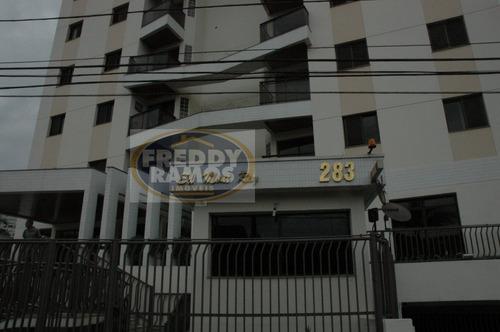 Apartamento A Venda No Bairro Vila Oliveira Em Mogi Das - 74-1
