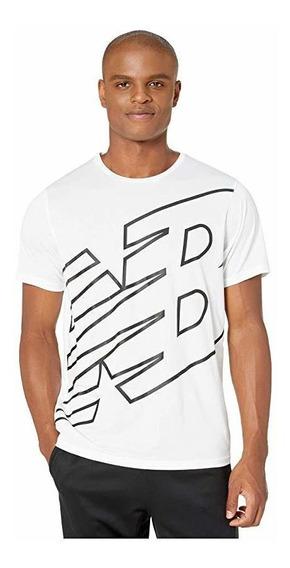 Shirts And Bolsa New Balance Printed 45275152
