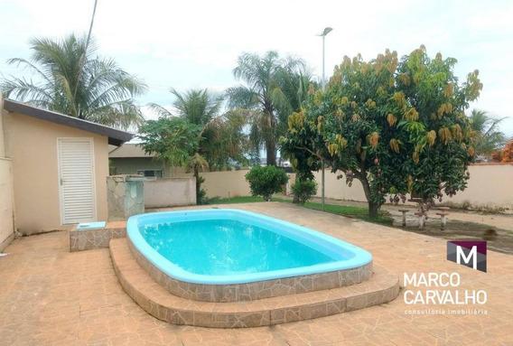 Chácara Com 4 Dormitórios À Venda, 900 M² Por R$ 485.000 - Parque Dos Sabiás Ii (padre Nóbrega) - Marília/sp - Ch0017