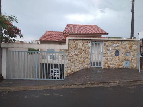Imagem 1 de 30 de Casa À Venda, 178 M² Por R$ 600.000,00 - Loteamento Residencial Fonte Nova - Valinhos/sp - Ca0526