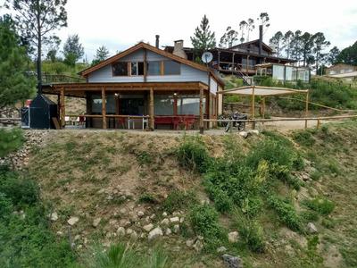 Casa En Alquiler-villa Yacanto