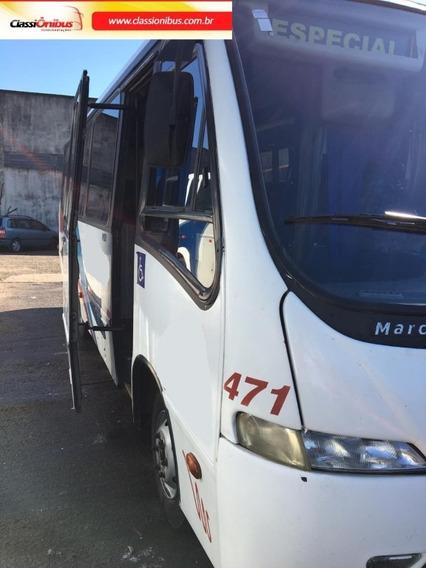 (www.classionibus.com.br) Senior Gvi 2002 Vw Com Ar E Wc