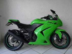 Kawasaki Ninja 250 R 2010 Verde