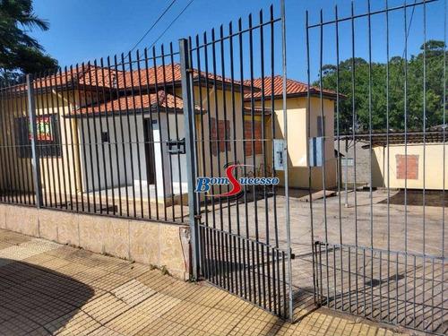 Imagem 1 de 5 de Terreno À Venda, 882 M² Por R$ 2.600.000 - Jardim Independência - São Paulo/sp - Te0493