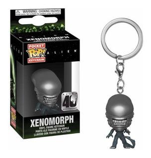Funko Pop Keychain Alien Xenomorph Aniversario