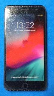 Phone 7 Plus 32gb Rose Gold Rosa Vitrine Bat 86% Brinde
