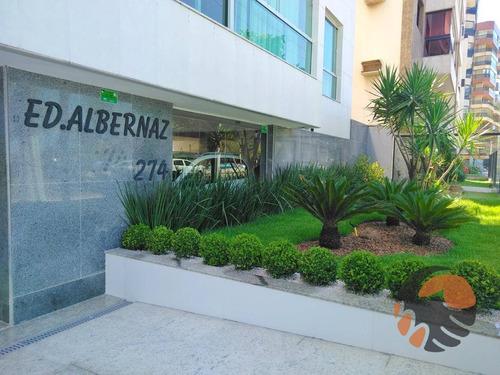 Apartamento Com 3 Quartos À Venda, 200 M²  - Praia Do Morro - Guarapari/es - Ap3826