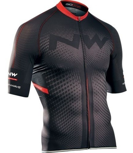 Jersey Northwave Extreme Jrs Color Black Talla S Siclismo