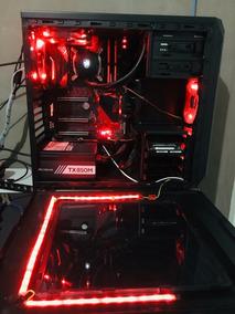 Pc Gamer I7 6700k/gtx 1080/ddr4 16gb 3000mhz/ssd 500g+hd500g