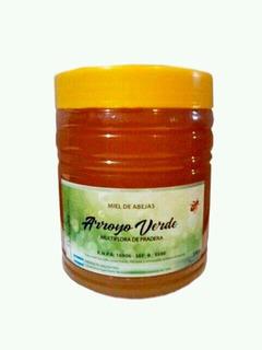 Miel Multiflora De Pradera Arroyo Verde X 1kg