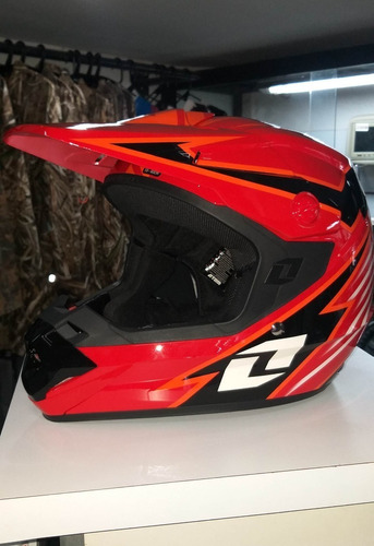 Casco One Industries Edicion Especial Motocross