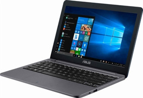 Notebook Asus E203ma Intel Celeron 1.0 32gb Tela 11.6 Novo
