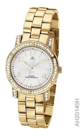 Relógio Ana Hickmann Dourado Ah20140h