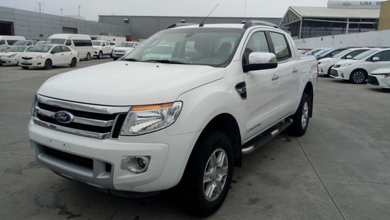 Ford Ranger Limited Gas Crew Cab