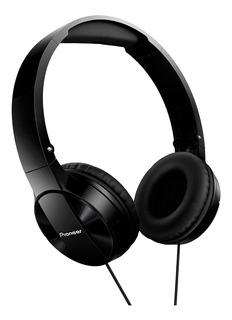 Auriculares De Vincha Pioneer Se-mj503 Headphone - Negro