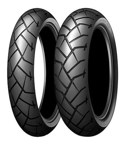 Juego De Cubierta D609 Dunlop 160/60-17  +  120/70-17