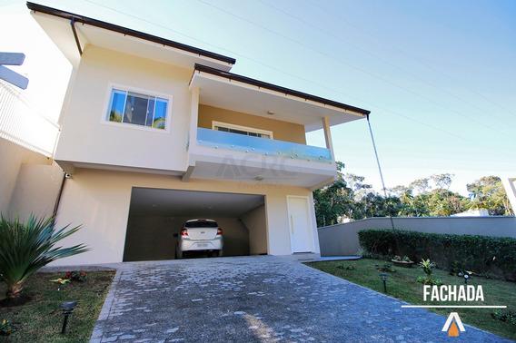 Acrc Imóveis - Casa / Terrenos À Venda No Bairro Fortaleza Em Blumenau - Ca01054 - 34174787