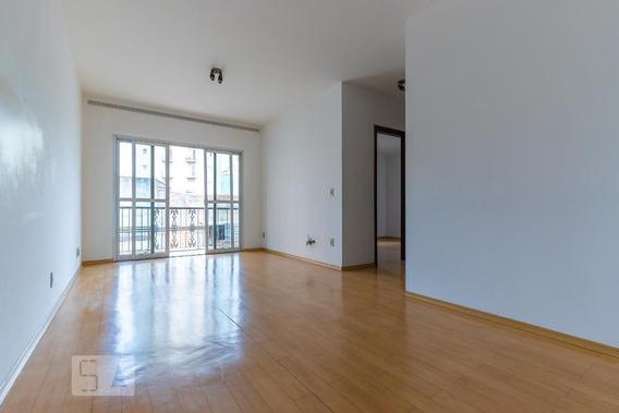 Apartamento No 2º Andar Com 1 Dormitório E 1 Garagem - Id: 892983737 - 283737