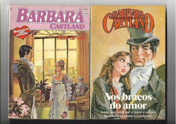 Barbara Cartland Lote (01) 4 Livros