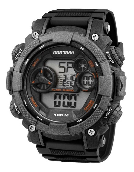 Relógio Mormaii Masculino Mo12579b/8y