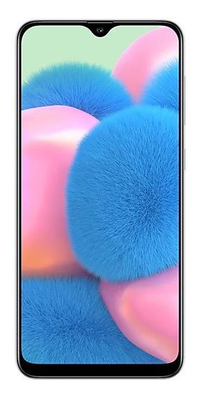Smartphone Samsung Galaxy - A30s 64gb - Dual Chip - Branco