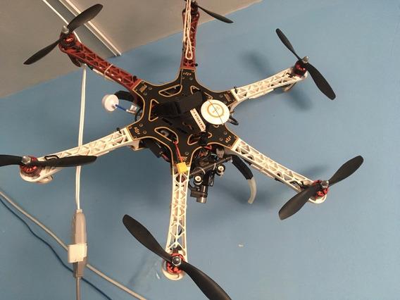 Drone F550 Completo + Gopro 4 Black