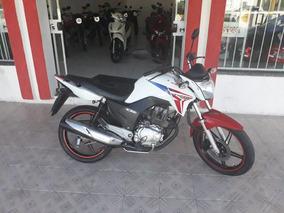 Honda / Cg 150 Titan Tricolor