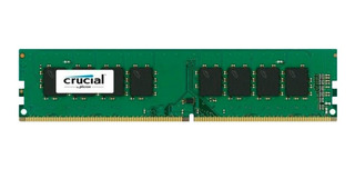 Memoria Ram Crucial Ddr4 8gb 2400 Box Dimm F21