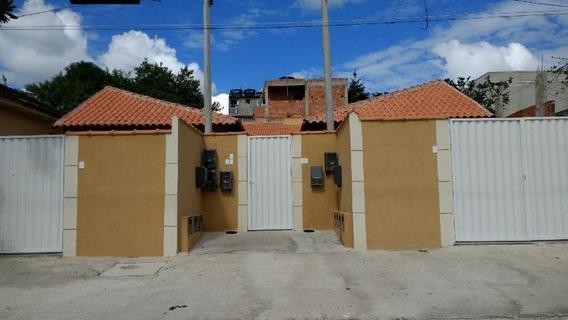 Casa Em Jardim Catarina, São Gonçalo/rj De 30m² 1 Quartos À Venda Por R$ 80.000,00 - Ca382449