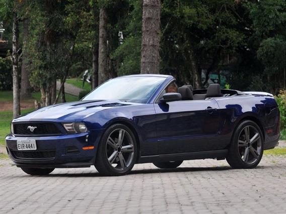 Mustang 3.7 Coupe V6 Conversivel - Top De Linha