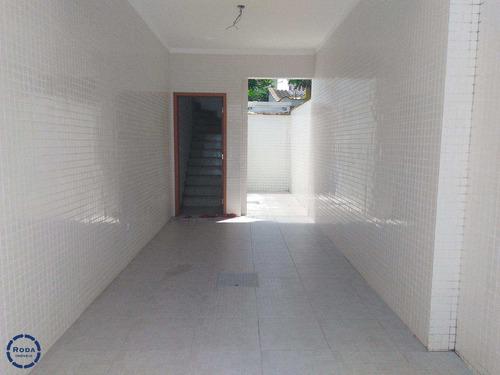 Casa Com 3 Dorms, Campo Grande, Santos - R$ 720 Mil, Cod: 10640 - V10640