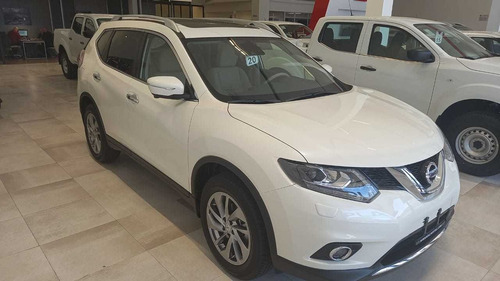 Nissan X-trail Exclusive Cvt 0km 2021 Fierreras