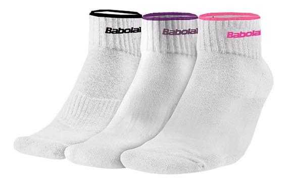Medias Babolat Pure G (pack X3) (33-37)
