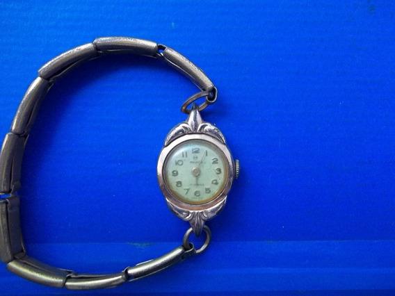 Relógio De Pulso De Mulher Marca Mirvaine Nr 1326455 17 Rubi