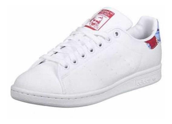 Tenis adidas Originals Stan Smith Flowers