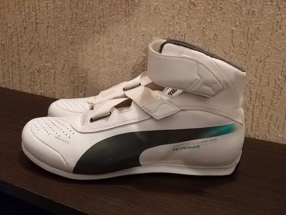 Zapatos Puma Mercedes Amg Petronas Evospeed Talla Us 7 1/2