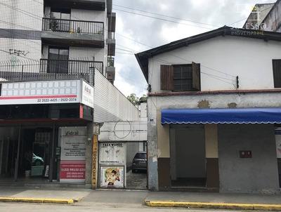Loja Para Alugar No Bairro Paissandú Em Nova Friburgo - Rj. - A181-2