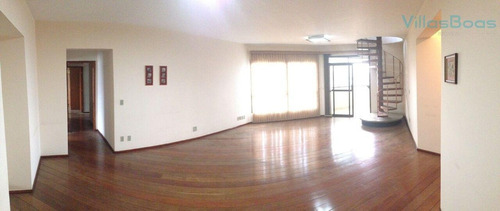 Imagem 1 de 25 de Cobertura, 360 M² - Venda Por R$ 1.280.000,00 Ou Aluguel Por R$ 3.800,00/mês - Vila Sanches - São José Dos Campos/sp - Co0062