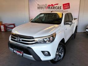 Toyota Hilux Cd Srx - Automática