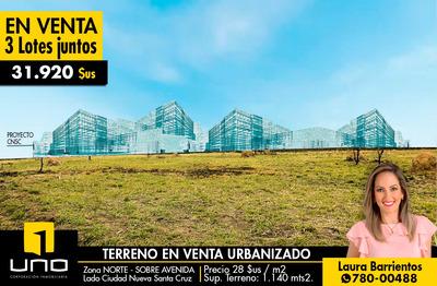 Atencion Inversionistas!!!en Venta Manzano Completo, Urbaniz